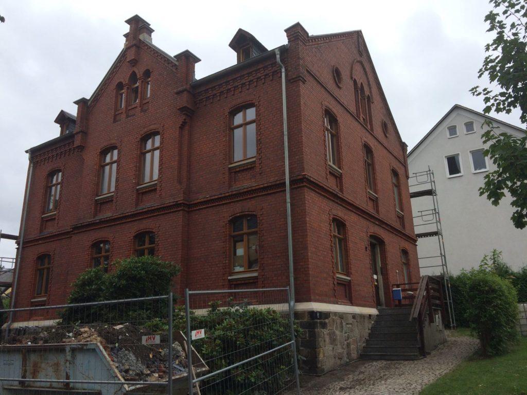 Referenzen: Pfarrhaus Michaeliskirche
